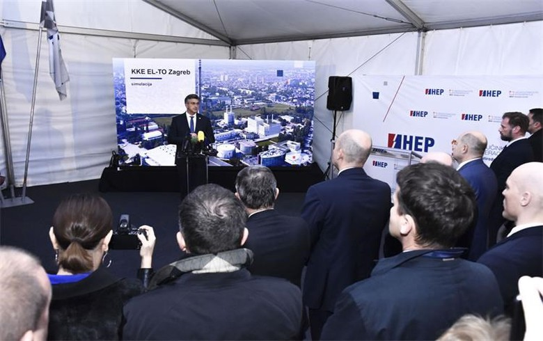Croatia's HEP starts building 121 mln euro co-generation unit in Zagreb