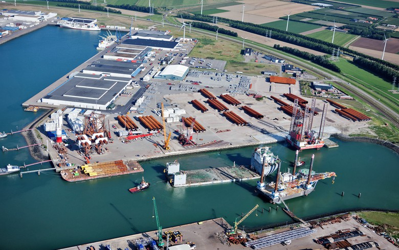 MHI Vestas signs deal for pre-assembly facility at Dutch port