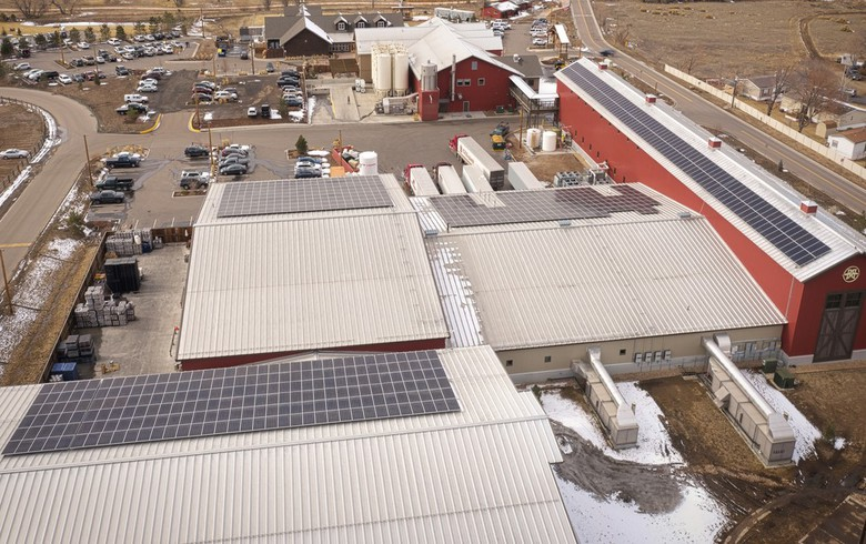 ForeFront Power, Holt Renewables install solar array at Colorado brewery