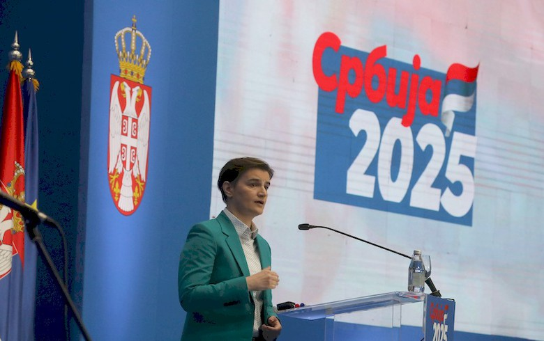 Serbia to invest 14 bln euro to stimulate growth by 2025 - PM