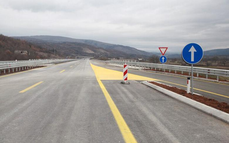 Serbia opens for traffic two Nis-Dimitrovgrad motorway sections