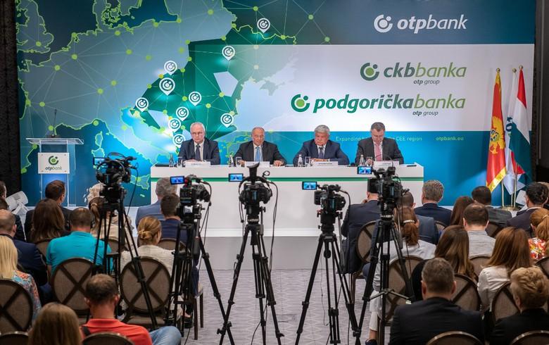 UPDATE 1 - OTP to complete integration of SocGen Banka Montenegro in H2'2020