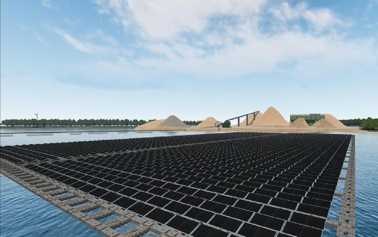 Vattenfall to build 1.2-MW floating solar farm in Netherlands