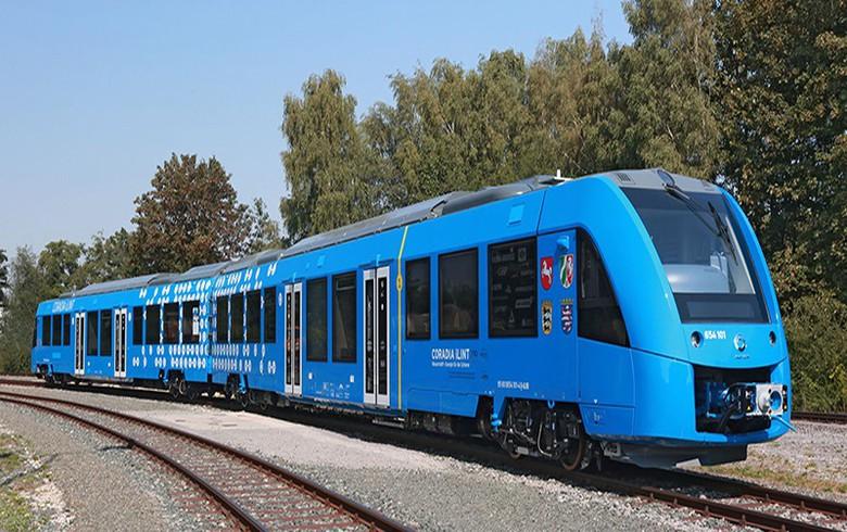 Alstom starts dynamic tests of hydrogen-powered train