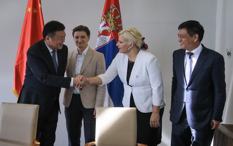 Serbia, China's CRBC sign MoU on Pozega-Boljare motorway construction