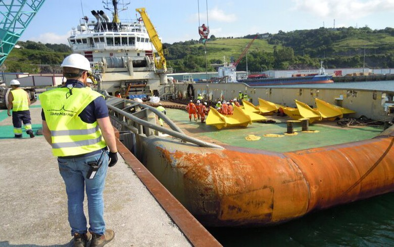 to-the-point: CoreMarine, Spain's CENER to cooperate on floating wind R&D