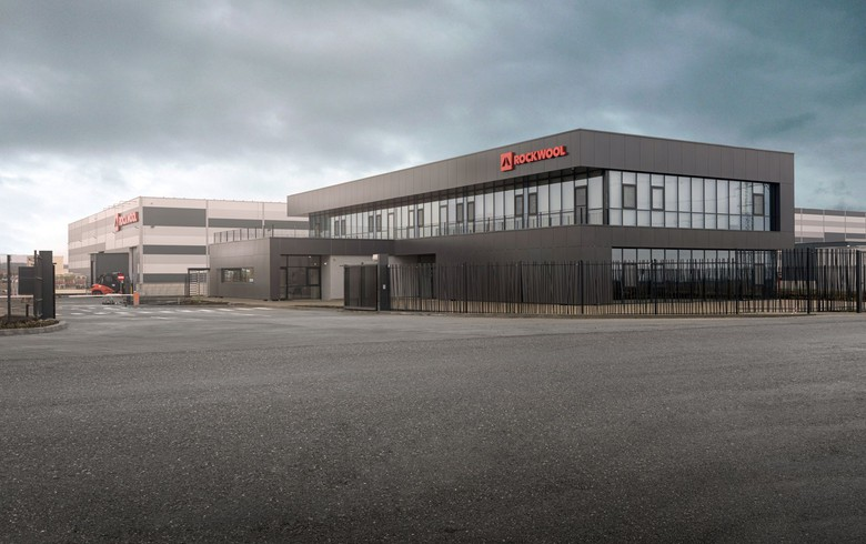 Rockwool opens 50 mln euro mineral wool factory in Romania