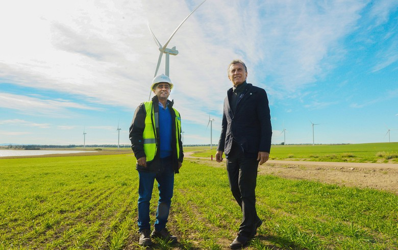 Pampa in Argentina switches on 100-MW wind park
