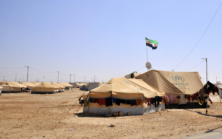 Jordanian refugee camp equipped with 12.9-MW solar plant