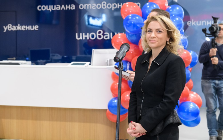 Eurobank Bulgaria inaugurates three digital offices in Sofia