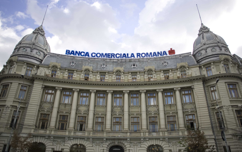 Romania's BCR swings to cons net loss in H1 on one-off provision allocation