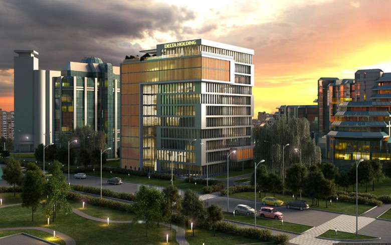 Serbia's Delta Holding to construct 40 mln euro office building in Belgrade - report