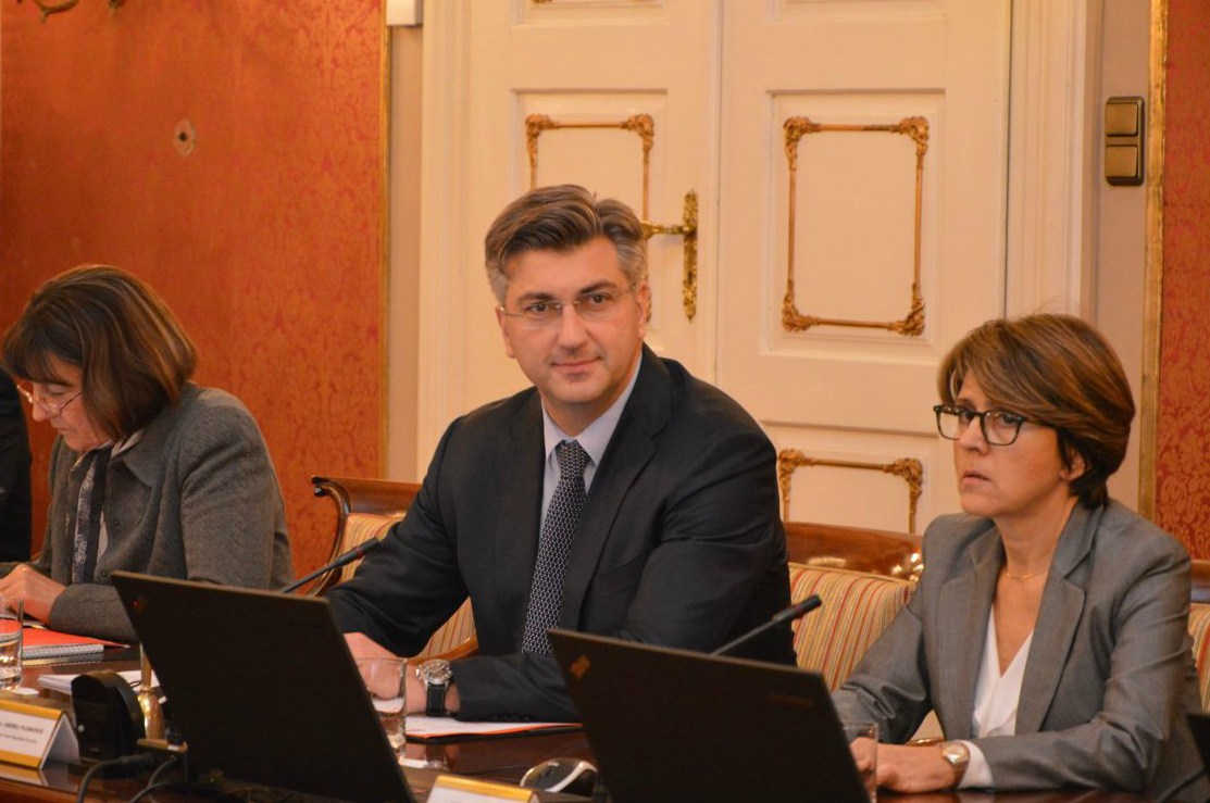 Croatia plans investments in seaports to draw in Chinese exports