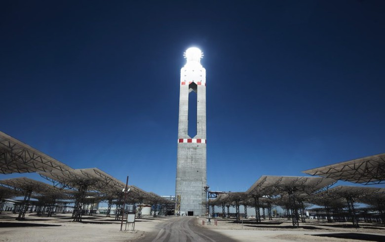 Cerro Dominador greenlit to plan 690-MW CSP project in Chile