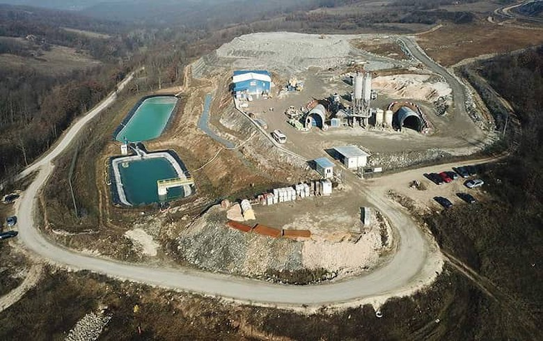 Zijin targets yearly output of 3.3 mln t of ore at Serbian copper mine