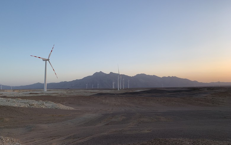 Multinational consortium brings online 262.5-MW wind farm in Egypt