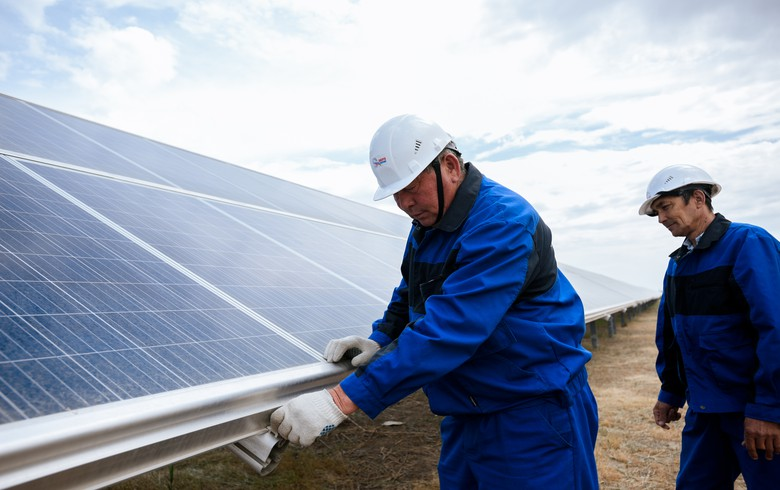 Hevel concluding construction of 25 MW of solar plants in Russia