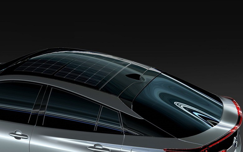 Panasonic rolls out powerful PV module for automobiles
