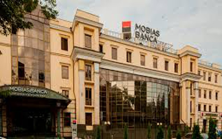 EBRD sells 8.84% stake in Moldova's Mobiasbanca for 2.6 mln euro