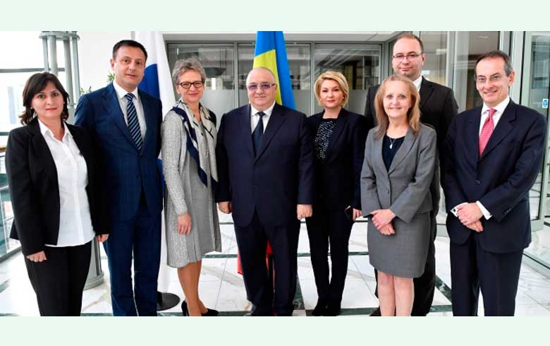 EBRD to help Romania develop priority infrastructure projects