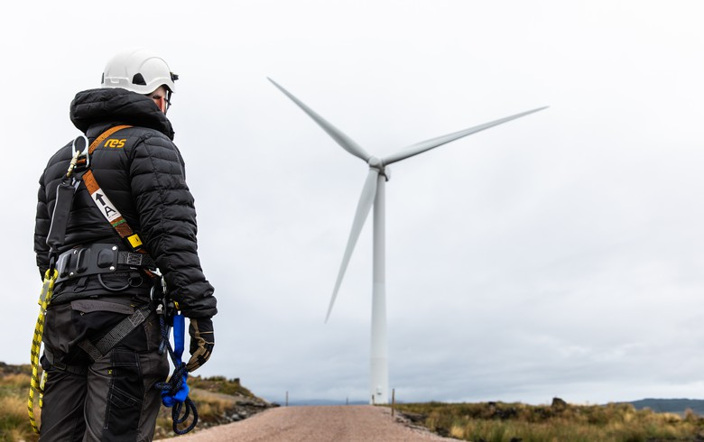 RES to manage 98 MW of Irish, Scottish wind parks