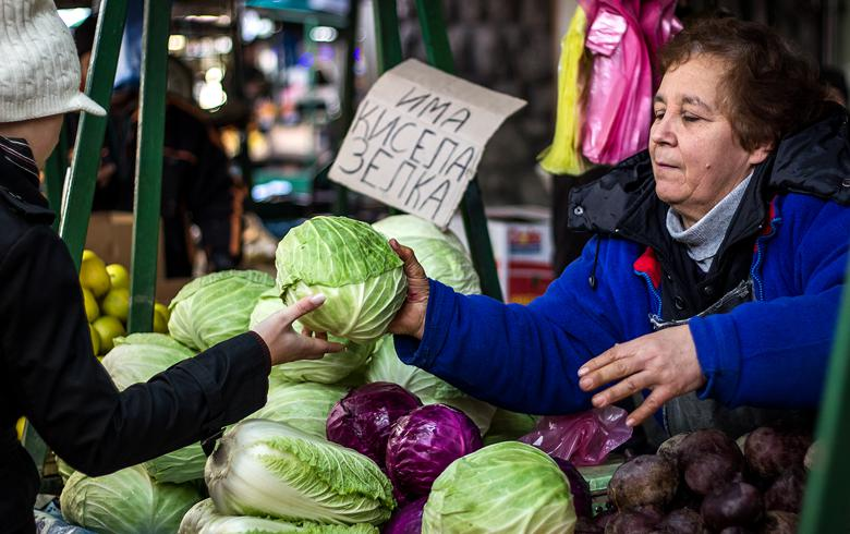 Macedonia's annual inflation slows down in Nov