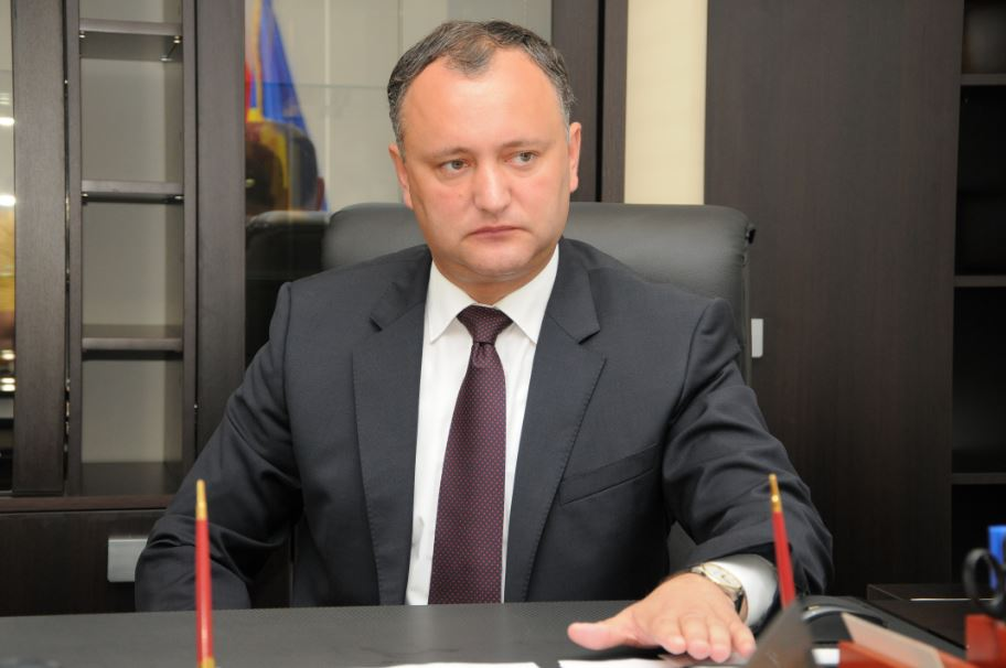 Moldova seeks observer status at Eurasian Economic Union - president