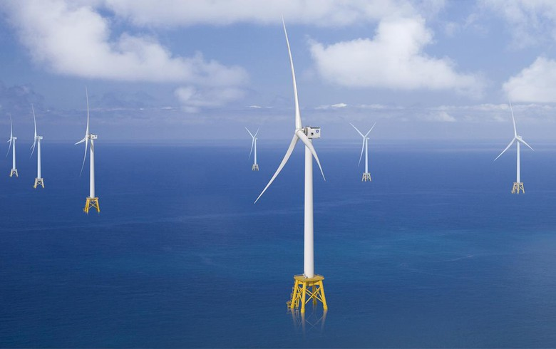 GE unveils plans to develop 12MW offshore wind turbine