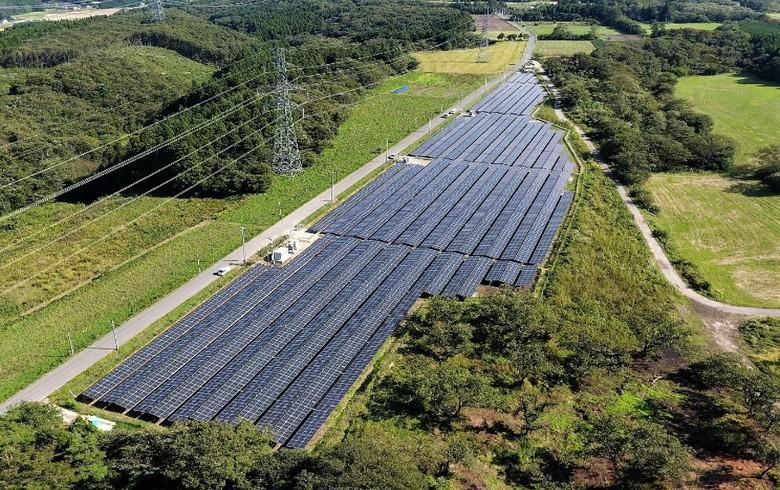 Smart Solar completes 2.4-MW PV plant Miyagi