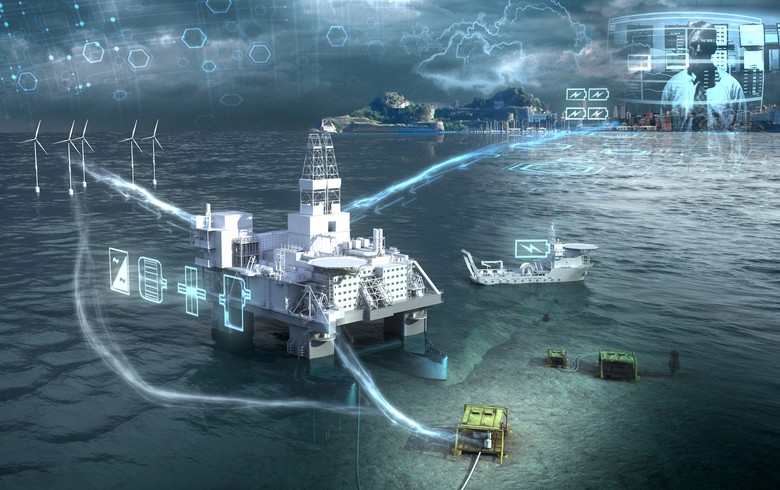 Siemens presents energy storage system for offshore use