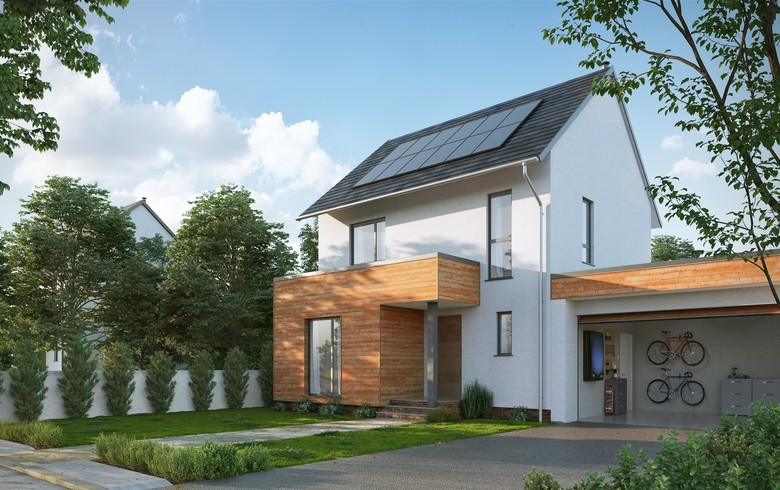 Nissan launches home solar and storage offer in UK