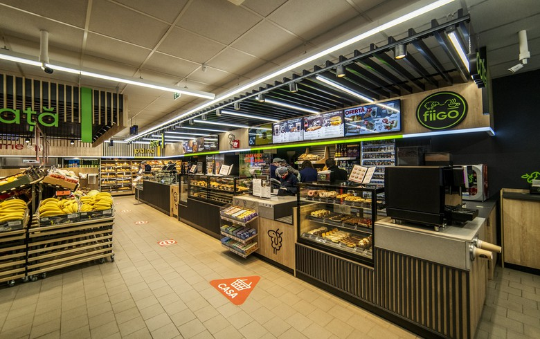 EBRD贷款15.7毫升欧元向罗马尼亚零售商Profi进行资本支出,收购