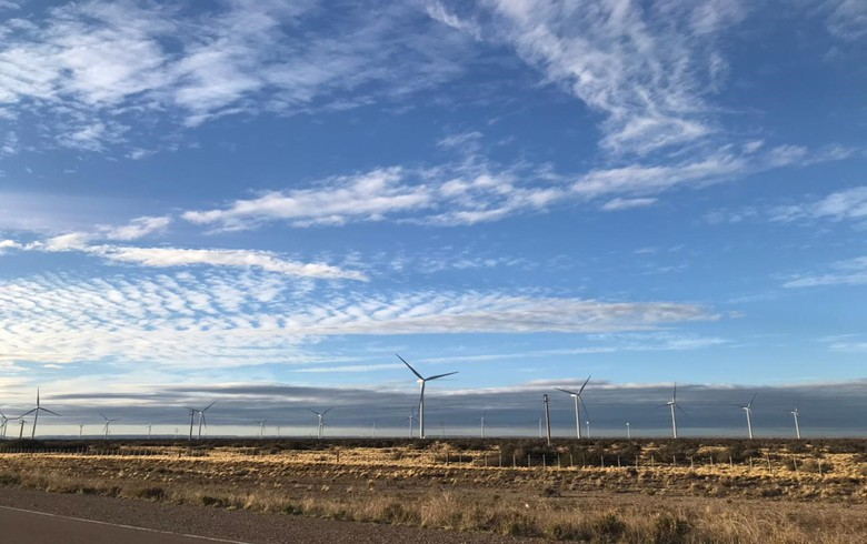 Total Eren switches on 97.2-MW wind farm in Argentina