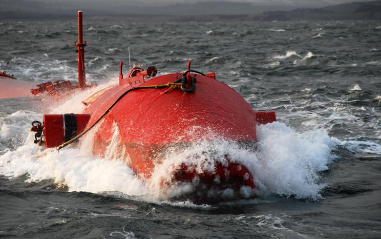 Orkney Islands Council buys Pelamis P2 wave device from EMEC