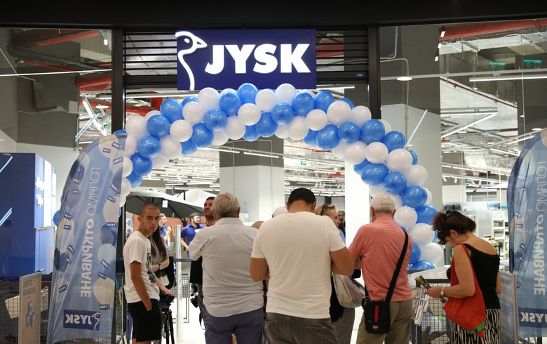 Danish retailer JYSK opens 27th store in Bulgaria