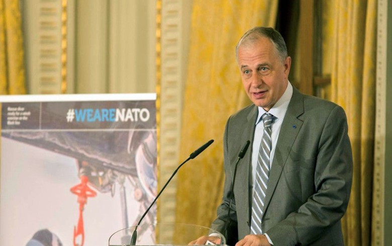 NATO appoints Romanian ex-foreign minister Mircea Geoana as deputy secretary general