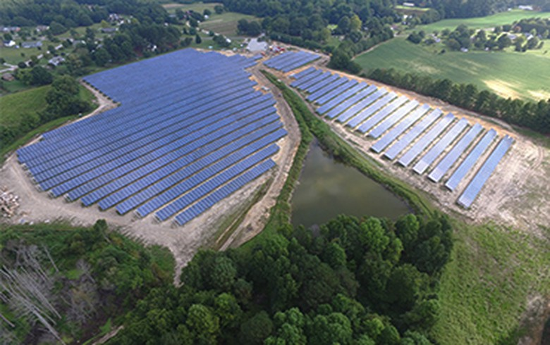 Cubico reaches fin close on 105-MW N Carolina solar project