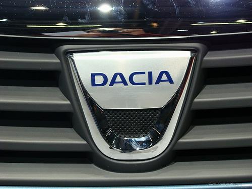 Romania's Dacia worldwide sales rise 12.2% in 2017