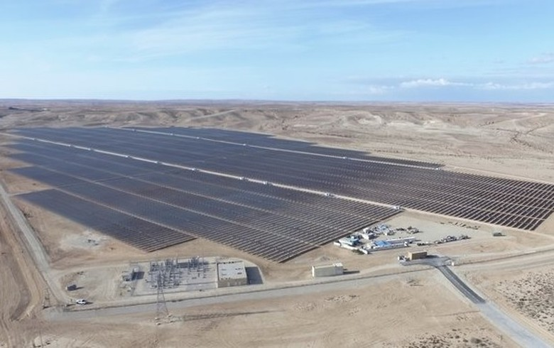 Belectric commissions 34 MWp of Israeli solar parks for EDF