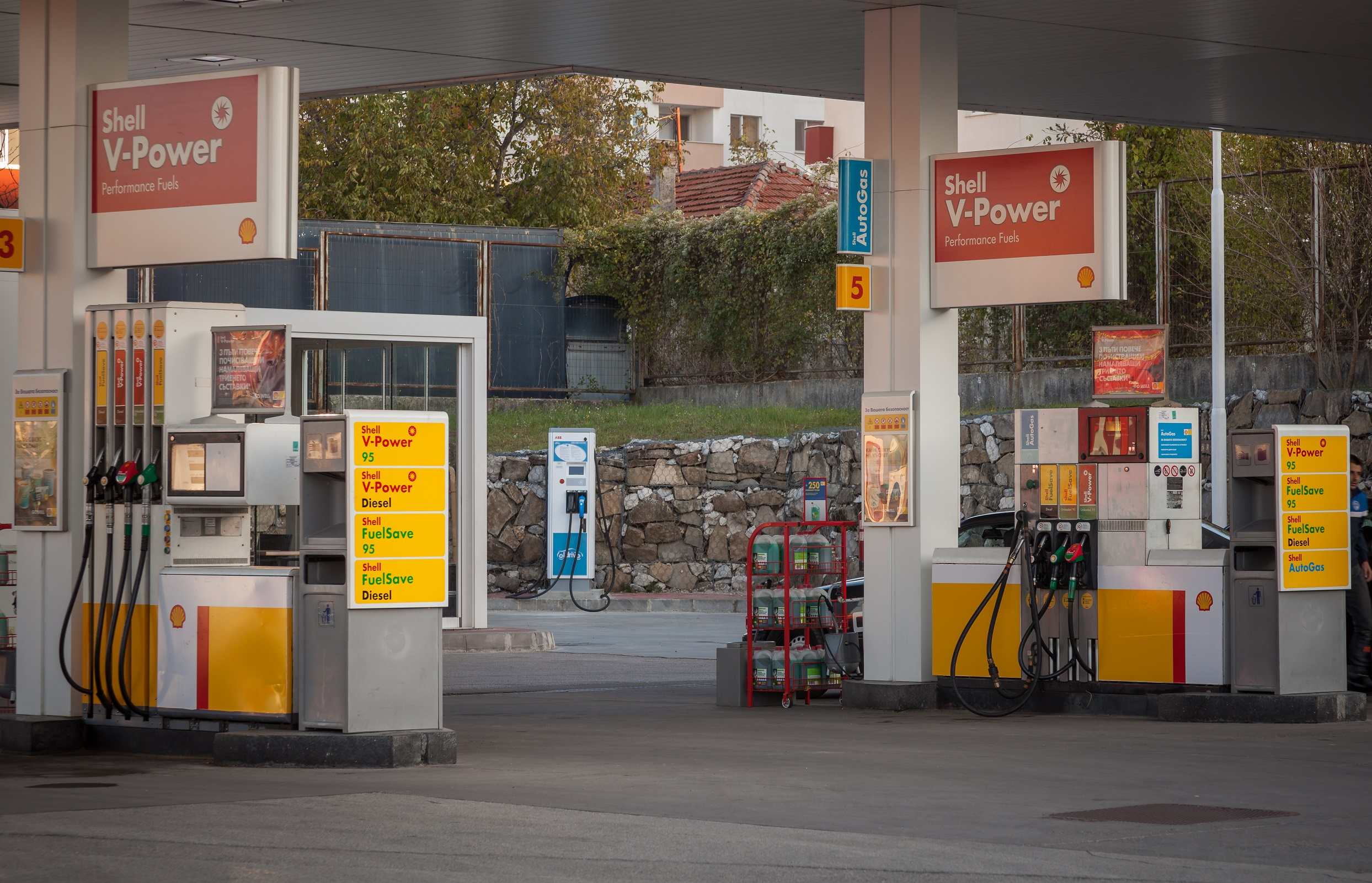Shell Bulgaria, Eldrive to partner in installing EV charging stations