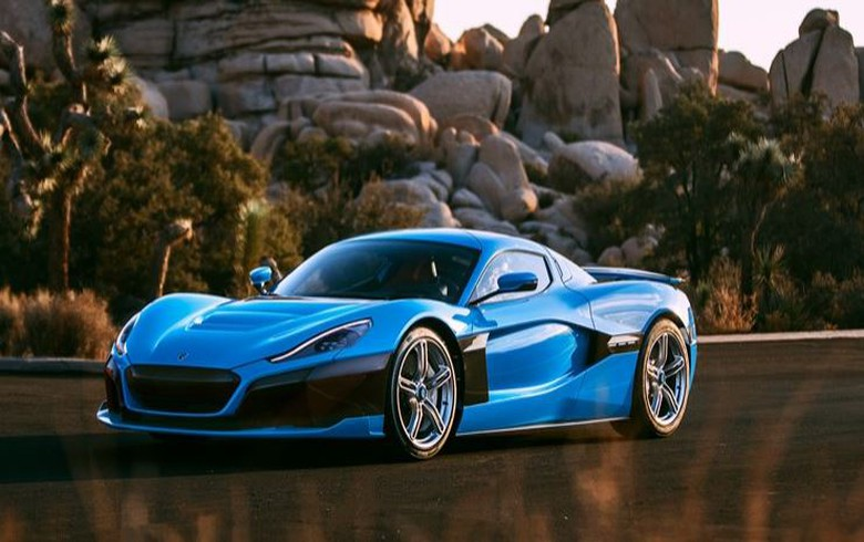 Croatia's Rimac Automobili starts U.S. tour of Concept Two hypercar