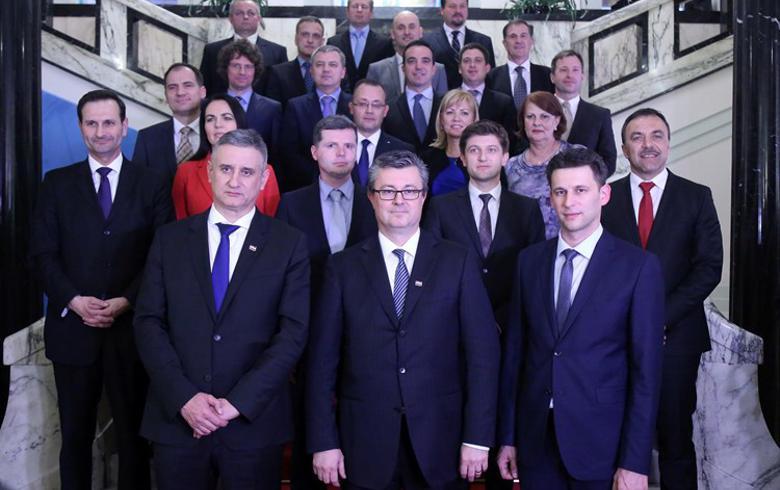 Croatia's H1 central govt budget gap shrinks 68% y/y, reaches 0.7%/GDP - PM