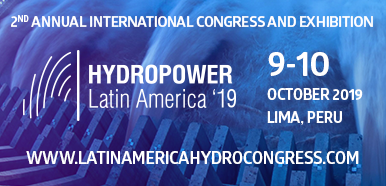 2nd Annual International Congress and Exhibition HYDROPOWER LATAM