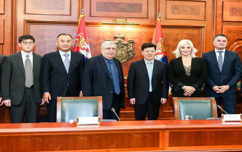 China's Sinosure eyes transport, energy projects in Serbia