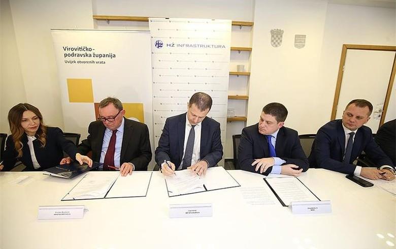 Croatia hires Swietelsky for 170 mln kuna (23 mln euro) railway revamp works