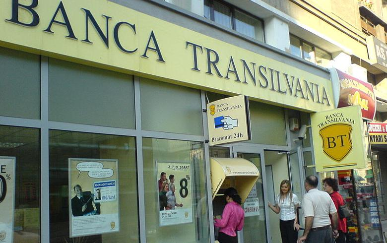 Romania's Banca Transilvania boosts Q1 net profit