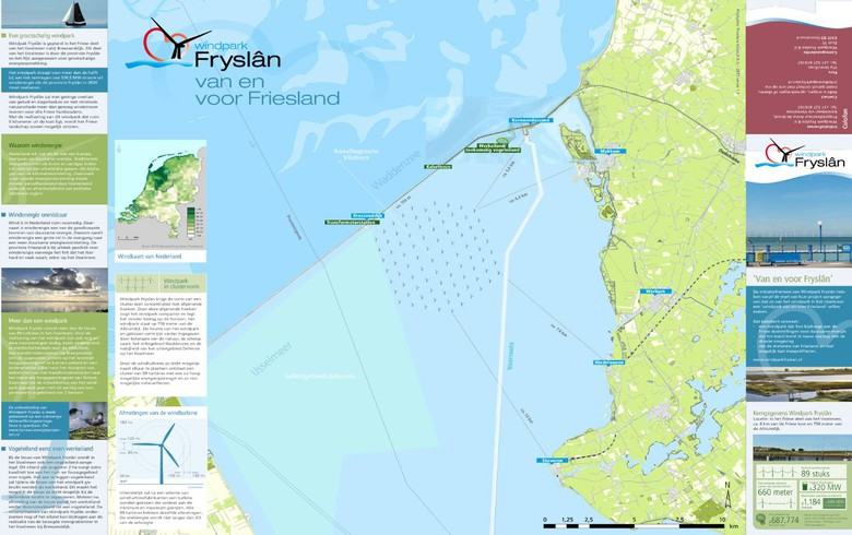 Friesland province to invest EUR 127m in 320-MW wind park