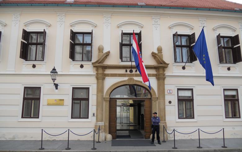 New government in Croatia
