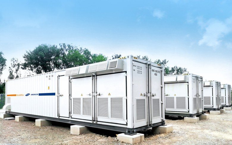 Sungrow gets 15-MW/32-MWh energy storage contract in Massachusetts