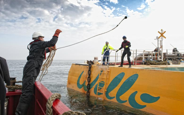 to-the-point: Wello deploys Penguin WEC at EMEC
